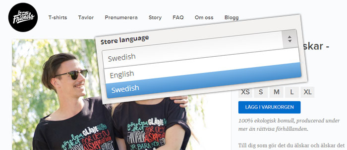 Tictail på svenska finns nu tillgängligt för alla