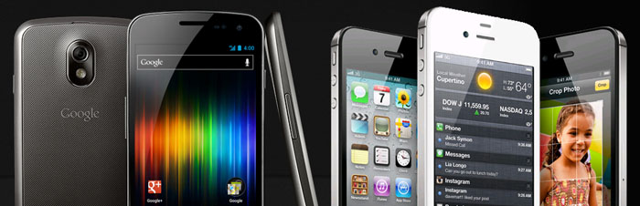 iPhone fortfarande i topp när det gäller M-handel