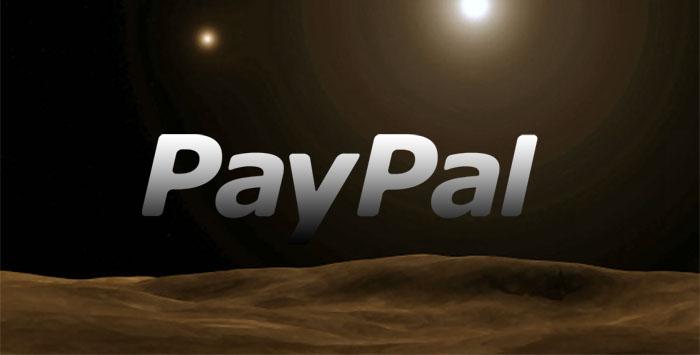 PayPal Galactic skall lösa interplanetära transaktioner