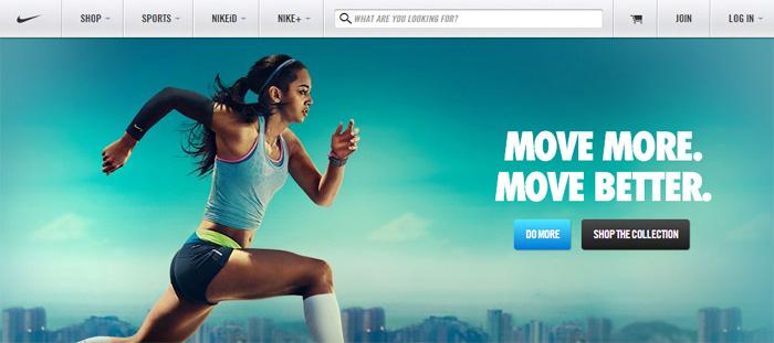 Nike investerar i E-handeln efter stark tillväxt