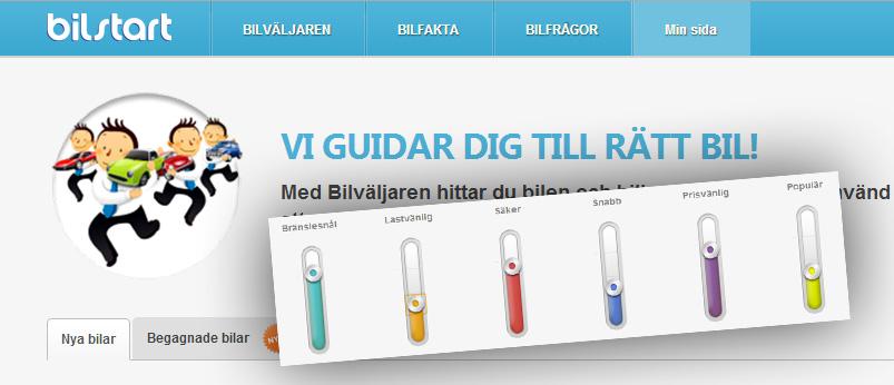 Internettjänsten som skall hjälpa otekniska bilköpare