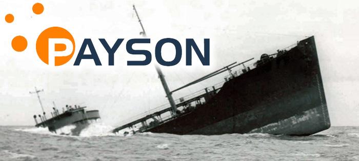 E-handlare med Payson blir av med kortbetalning