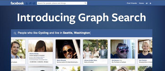 Facebook lanserar sin egen personaliserade sökmotor