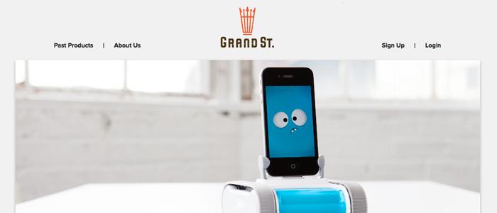 Grand St. säljer prylarna du inte hittar i vanliga butiker