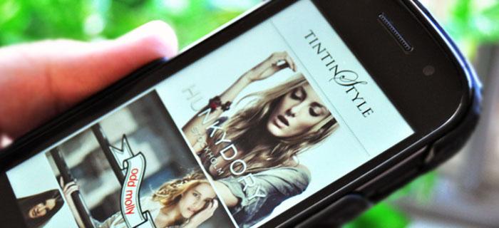 Prisade nätbutiken TINTIN Style i konkurs