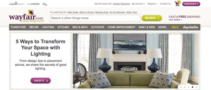Möbeljätte tjänar pengar på att skicka kunder vidare