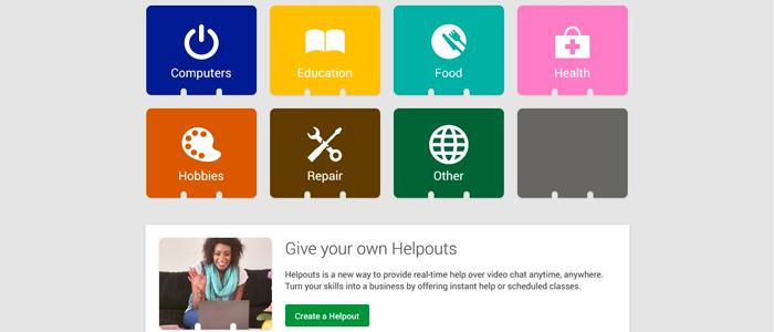 Google jobbar på en ny marknadsplats för tjänster