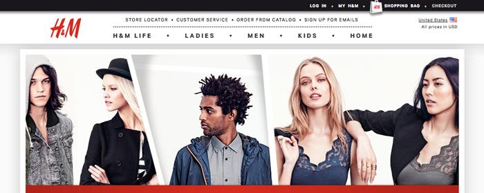 Mobilanpassning försenade H&M:s USA-lansering