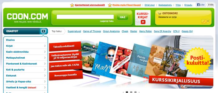 CDON utreds för grovt skattebrott på Åland