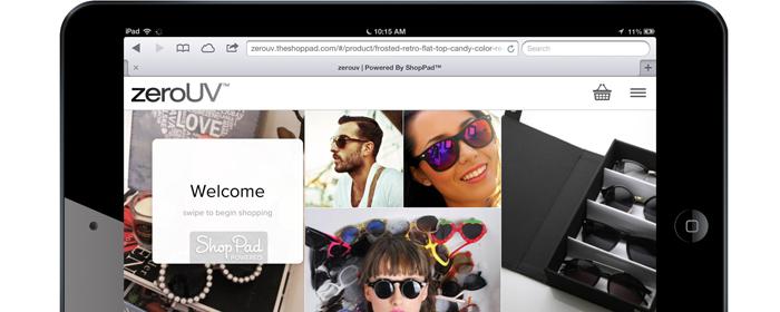 Plugin förvandlar butiken till en iPad-vänlig sajt