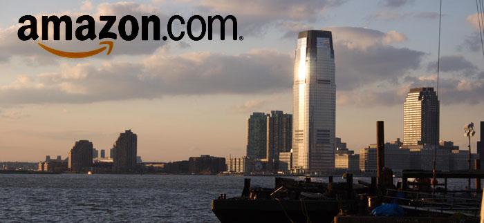 Amazon vill slippa betala moms i delstaten New York