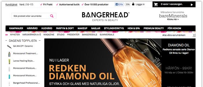 Bangerhead lanserar ny sajt och eget varumärke
