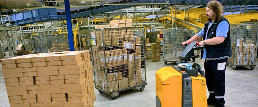 E-handeln en viktig del i Postens framtida satsning