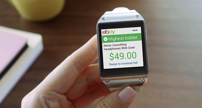 Smarta klockor sätter E-handeln på handleden