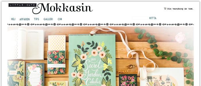Mokkasin är bloggsuccén som blev en nätbutik