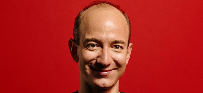 Kundfokus är nyckeln till framgång enligt Jeff Bezos