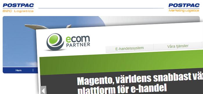 Skånskt logistikföretag köper upp EcomPartner