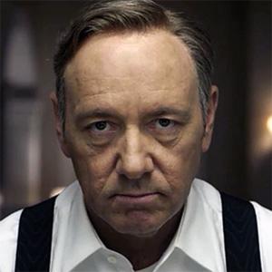 Netflix tar hem tre Emmys för House of Cards