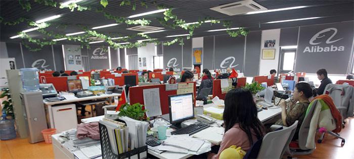 Alibaba förbereder för börsnotering i USA
