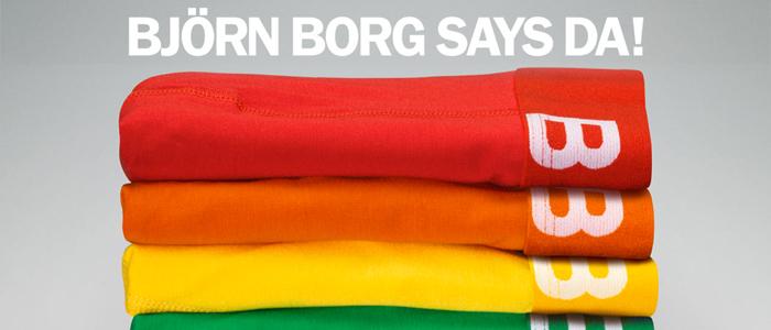 Björn Borgs ryska E-handel säger ja till kärleken