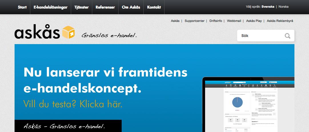Askås utsett till Värmlands Gasell för tredje året i rad