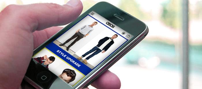 Brittisk E-handel ökar tack vare mobiler och surfplattor
