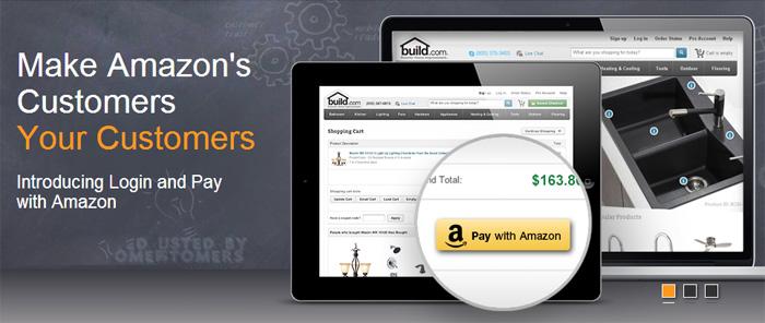 Amazon tar sig an PayPal - erbjuder egen betallösning