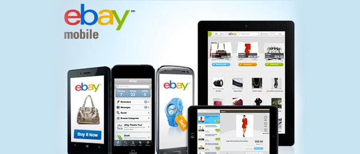 Ebay visar fin tillväxt men varnar för sämre tider