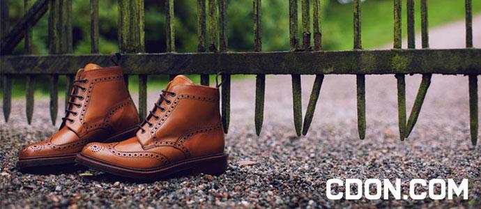 Full sula när CDON breddar sitt sortiment med skor