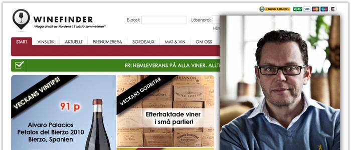Winefinder välkomnar Regeringens granskning