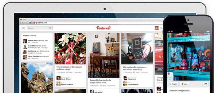 Pinterest tar in nytt kapital - värderas till $3,8 miljarder
