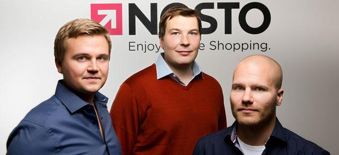 Nosto lanserar sin digitala säljare med självbetjäning