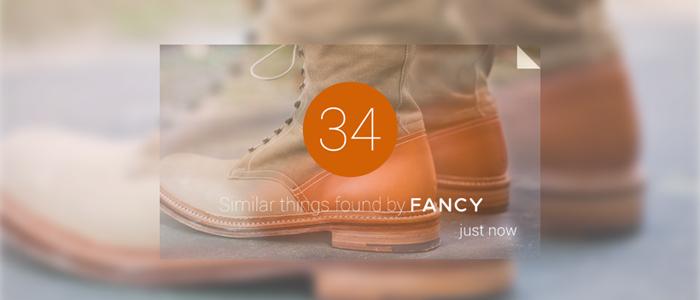 Fancys nya glasögon-app matchar det du ser