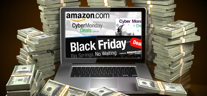 Allt fler amerikaner väljer nätet under Black Friday