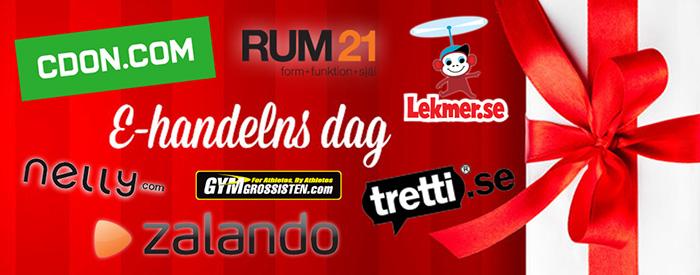 CDON och Zalando om initiativet E-handelns dag
