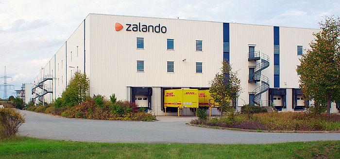 Zalandos nya logistikcenter snart störst i hela Europa