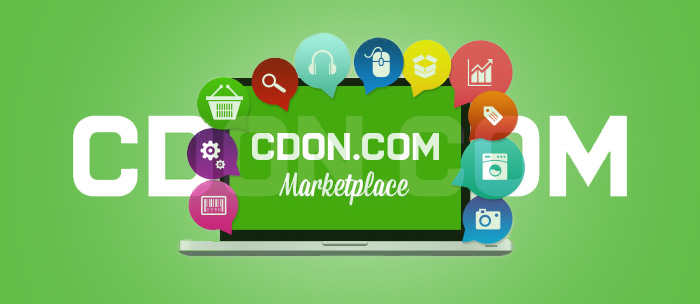 Nätbutiken CDON.com är nu öppen för business