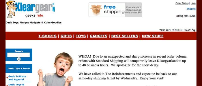 E-handlare bötfäller kunder som ger dåliga betyg