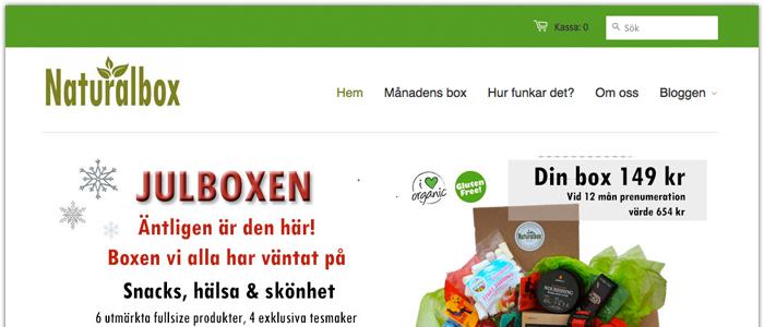 Naturalbox nya VD vill göra eko coolt så in i Norden