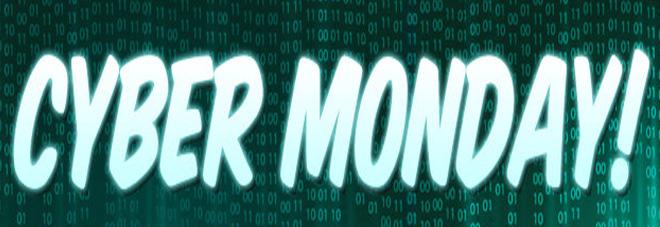 Näthandlarnas Cyber Monday slog nya rekord
