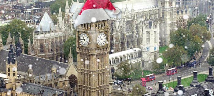 Julen kom tidigt i år för Storbritanniens E-handlare