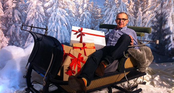Svenskarna har E-handlat julklappar som aldrig förr