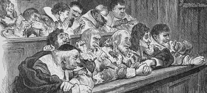 Alibabas användare agerar jury vid eventuella tvister