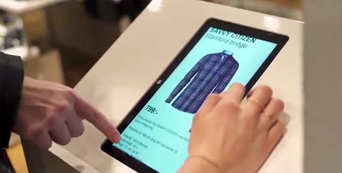 MQ integrerar E-handeln i sina fysiska butiker