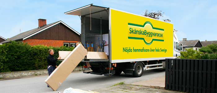 2013 blev ett rekordår för Skånska Byggvaror