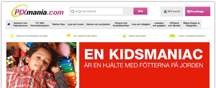 E-handlares leksaksreklam fälls för könsdiskriminering