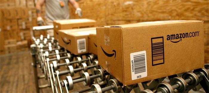 Amazons siffror sämre än väntat trots dubblad vinst
