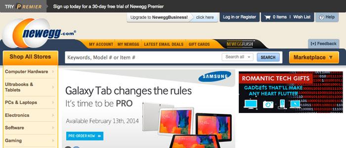 Newegg lanserar konkurrent till Amazon Prime
