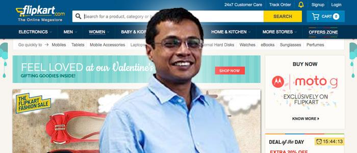 Indiens E-handel kan stå inför sitt stora genombrott