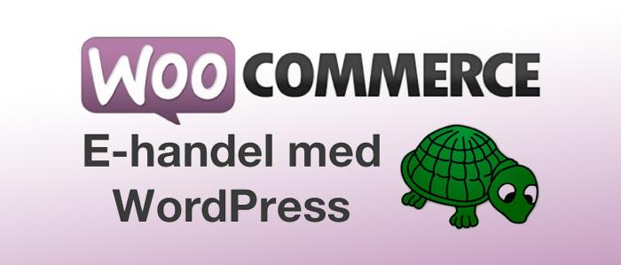 WooCommerce tar globala E-handeln med storm